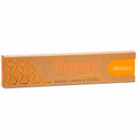 Dišeče palčke Organic Goodness Masala - Pačuli